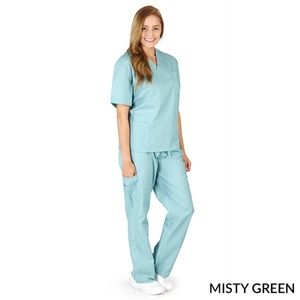 M&M Scrubs